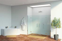 Funkcjonalny i nowoczesny prysznic