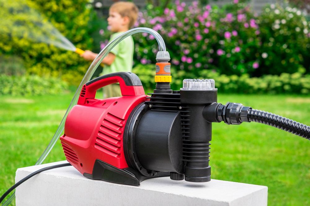 Pompa wodna ogrodowa