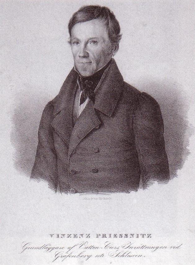 vincenz-priessnitz-portret-wynalzaca