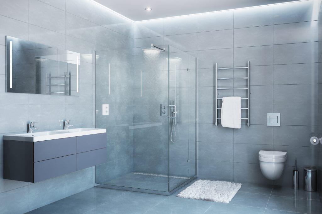nowoczesna-łazienka-prysznic