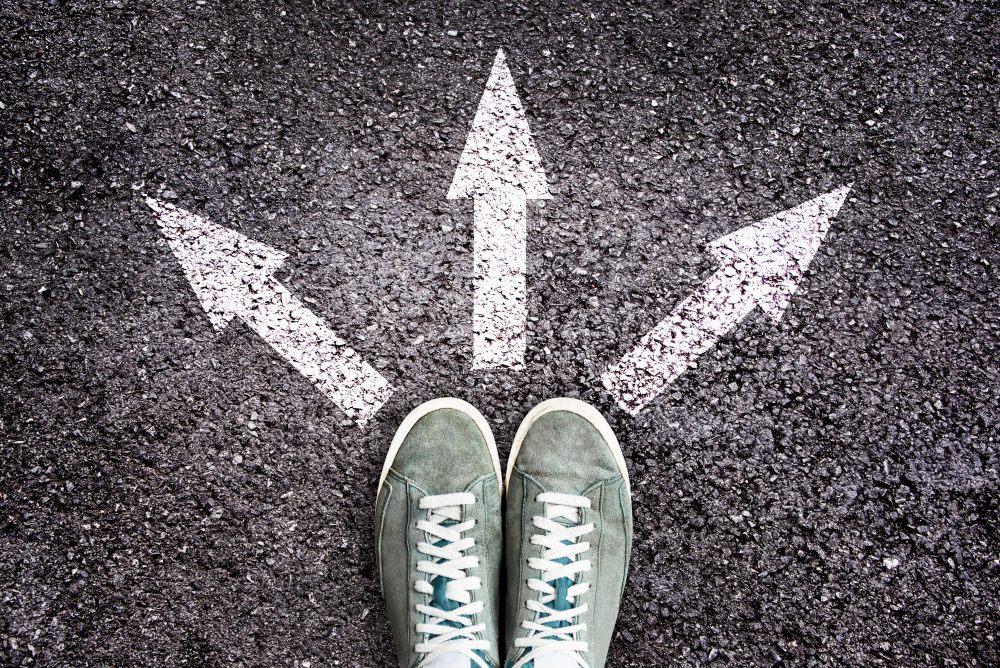 Rozdroże jako symbol decyzji