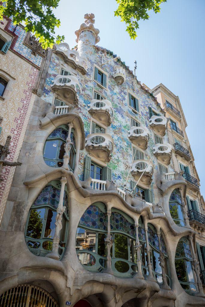 Casa-Batlló-barcelona-gaudi-secesja