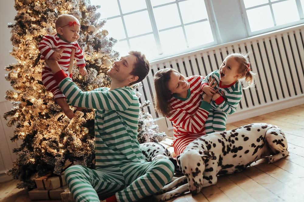 Świąteczny czas z rodziną
