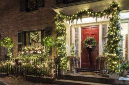 Gorączka świątecznej nocy, czyli udekoruj dom i ogród na Boże Narodzenie
