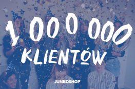 1000000 klientów jumbo-shop