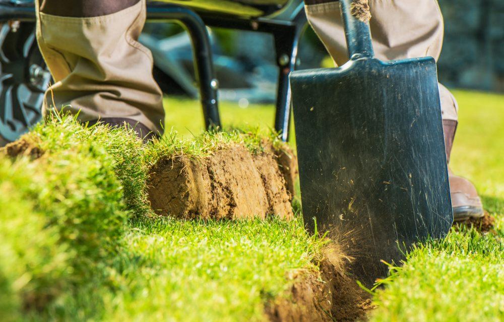System nawadniania trawnika - krok po kroku 3