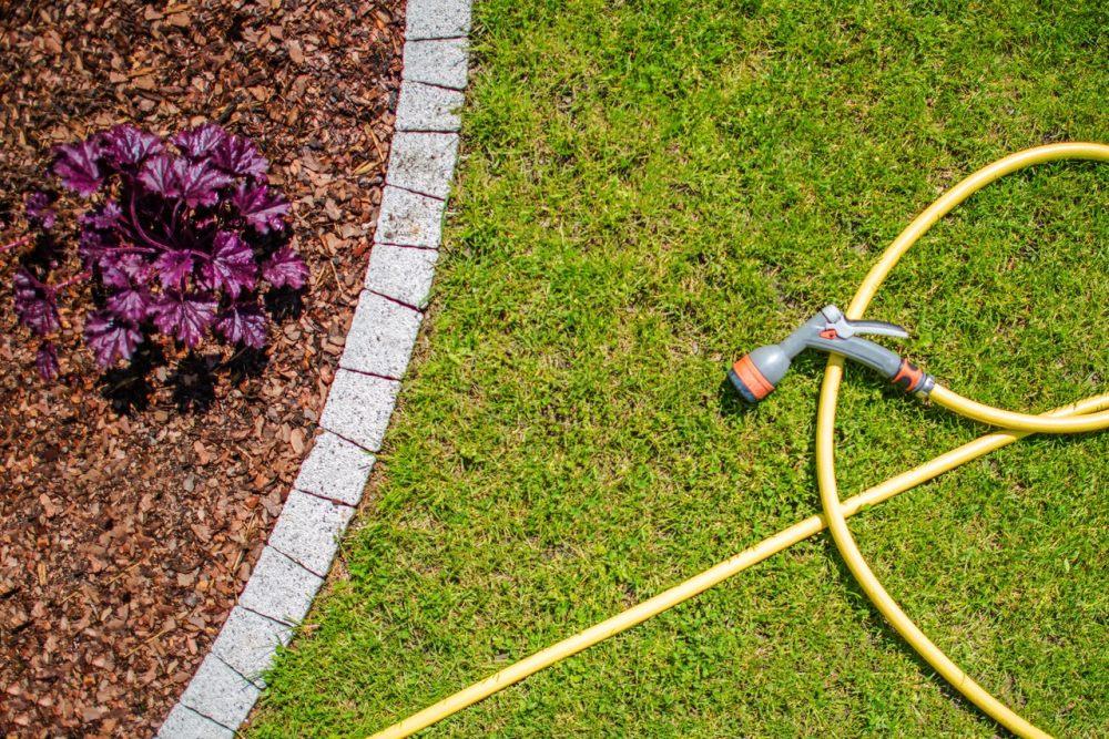System nawadniania trawnika - krok po kroku 1
