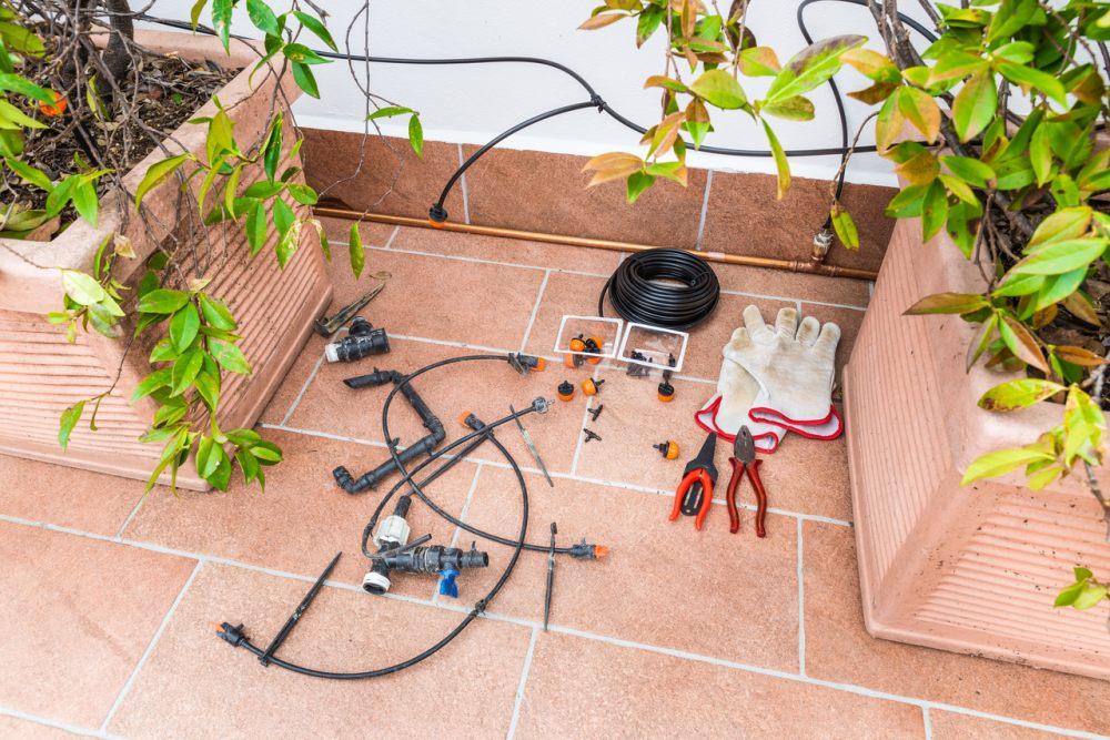 Dzień kobiet - podaruj ukochanej chwilę wolnego z pomocą systemu nawadniania roślin pojemnikowych 1