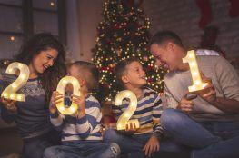 Sylwester w domu – 7 pomysłów, jak powitać 2021 rok
