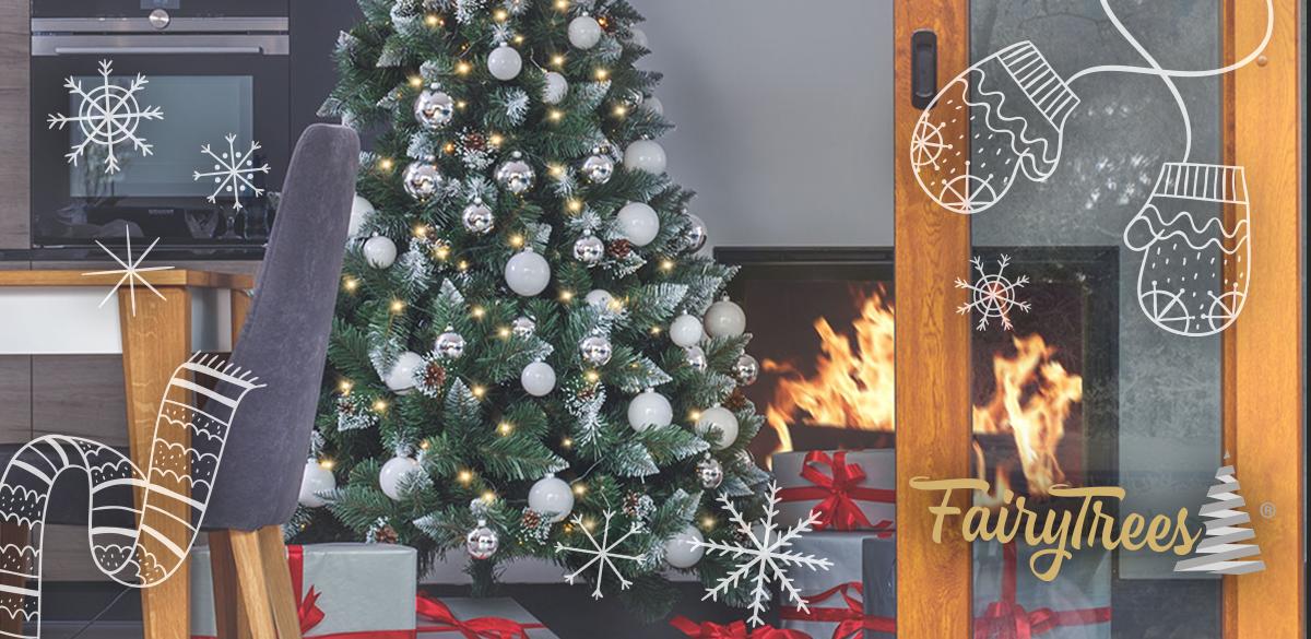 Poznaj dekoracje świąteczne FairyTrees