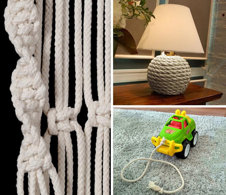 Liny bawełniane - zastosowanie