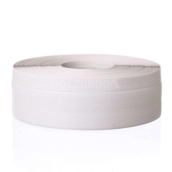 Listwa przypodłogowa miękka PVC gumowa samoprzylepna 50x20 mm brzoza PREMIUM