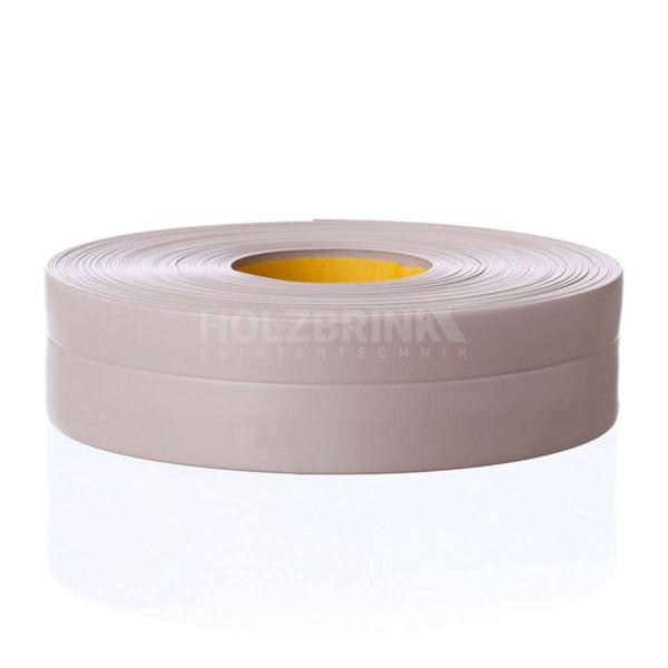 Listwa przypodłogowa miękka PVC gumowa samoprzylepna 32x23 mm cappuccino PREMIUM