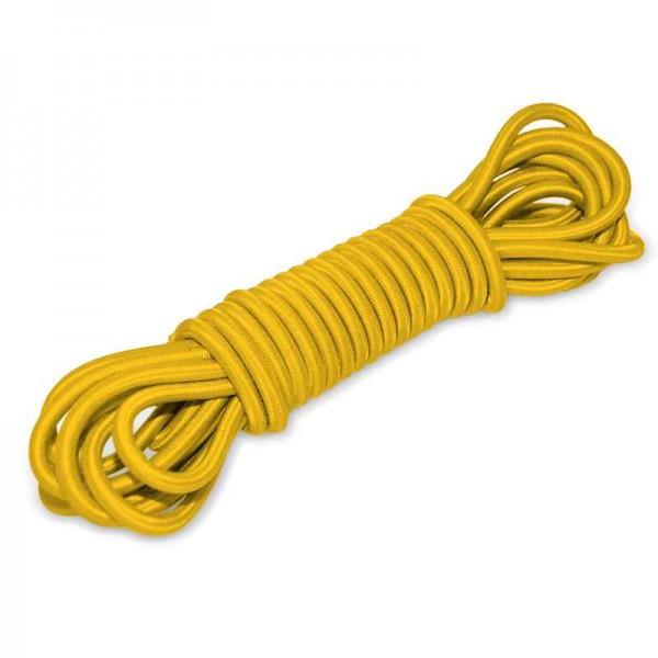 Lina gumowa żółta