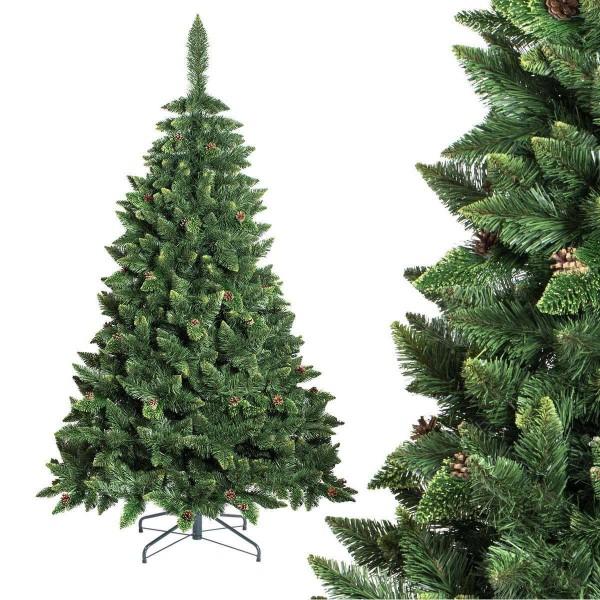 Choinka świąteczna Sosna Naturalna Zielona