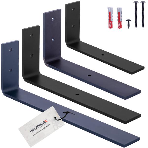"""Wspornik półki w kształcie litery """"L"""", półka DIY"""