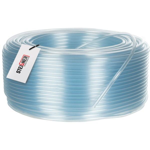 Wąż benzynowy PVC, wąż wodny, wąż techniczny transparentny, SBS
