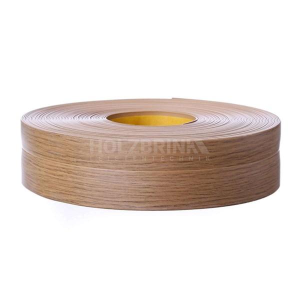 Listwa przypodłogowa miękka PVC gumowa samoprzylepna 32x23 mm dąb jasny PREMIUM