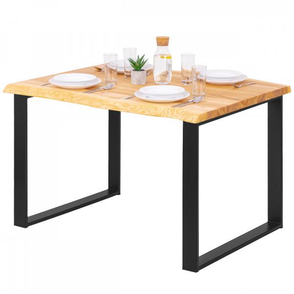 Stół do jadalni, stół kuchenny, stół industrialny 120x80x76 cm