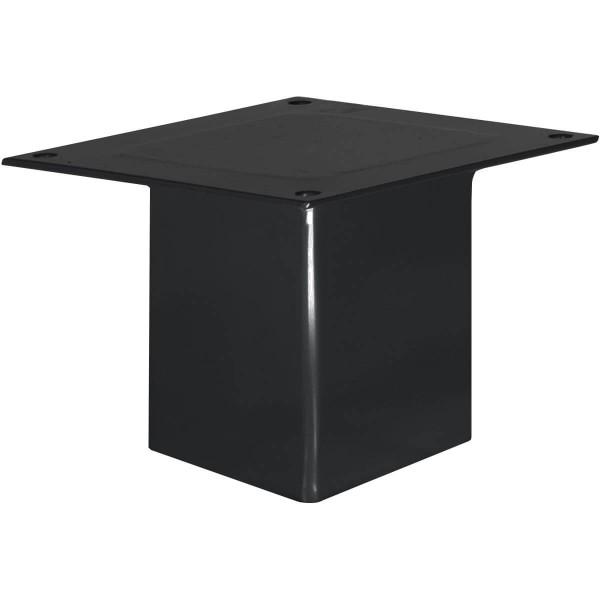 Noga do stołu stalowa kwadratowa 80x80 mm, HLT-14A-J