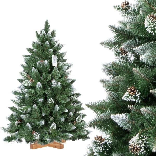Choinka świąteczna Sosna Naturalna Ośnieżona