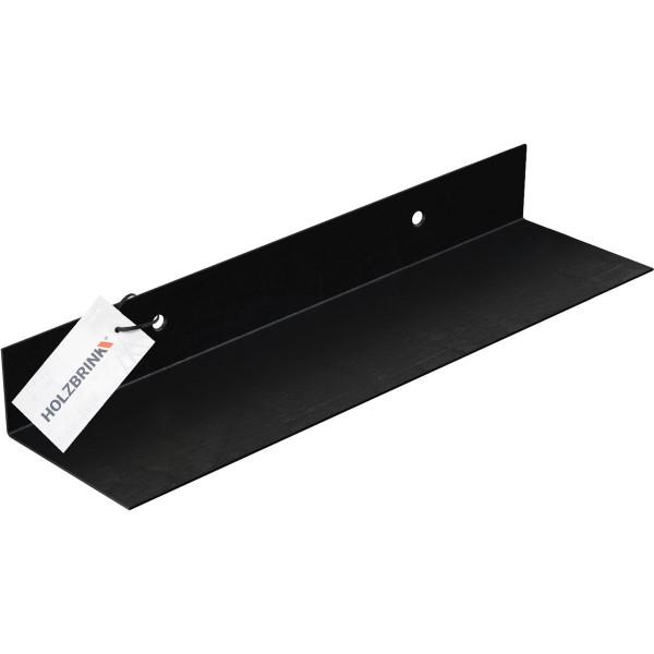 Metalowa półka pływająca, kształt L, HLMW-02