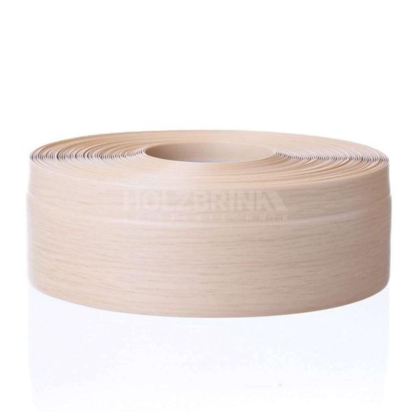Listwa przypodłogowa miękka PVC gumowa samoprzylepna 50x20 mm sosna PREMIUM